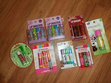 Lip Smackers lip balms ~ big LOT of 16 glosses / balm  + 4 nail ~ jumbo