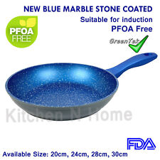 Non stick Fry pan, Frypan, Frying pan, Blue stone Induction, cookware set
