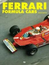 Ferrari Formula Cars Hardbound Book Giulio Schmidt
