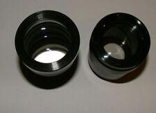 EIKI f/1.2 50mm PROJECTOR LENS + ZOOM CONVERTER FOR ELF & EIKI 16mm PROJECTORS
