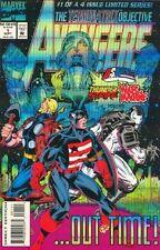 Avengers - Terminatrix Objective (1993) #1 of 4