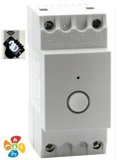 Wireless Smart App Din Rail Timeswitch Programmable Timer Control Switch OP-DRW