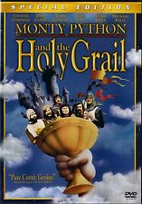 Used 2Dvd / Monty Python And The Holy Grail / John Cleese, Terry Gilliam, Eri
