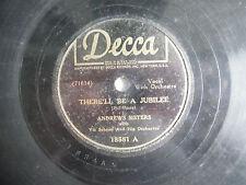 Technik & Geräte United 90 Jahre Altes Decca Junior Portable Grammophon Funktionell Im Guten Zustand