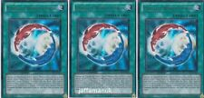3 x Parallel World Fusion  LC02 EN011 Ultra Rare YuGiOh Cards
