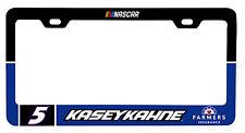 NASCAR #5 KASEY KAHNE PLATE FRAME-NASCAR Tag Frame
