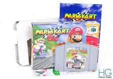 Mario Kart 64 Boxed - N64 Nintendo 64 Retro Game Cartridge USA NTSC