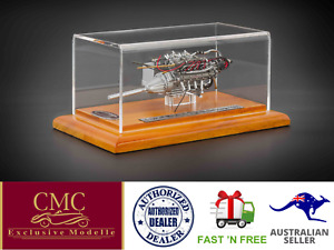CMC M-126 Maserati Birdcage Tipo 61 Engine with showcase - Perfect Gift