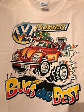 VW BAJA BUG T SHIRT MENS SMALL