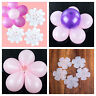 1-20 Balloon flower clips ties for decoration decorative part accessories holder