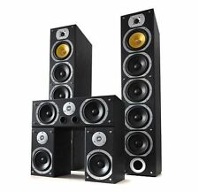 Beng 5.1 HOME THEATRE SYSTEM v9b-bl nero black surround l-v9b-bl Set 1