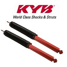 Ford F-150 4WD 1997-2003 Pair Set of 2 Front Shock Absorbers KYB MonoMax 565088