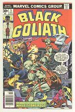 Black Goliath #5 NM or Mint beauty!!