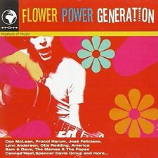 Flower Power Generation (20 tracks) Bill Withers, Don McLean, Isaac Hayes.. [CD]