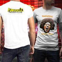 Funkadelic New Men's Tee T-Shirt Size S  to 3XL