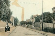 Carte CHELLES Rue Adolphe Besson