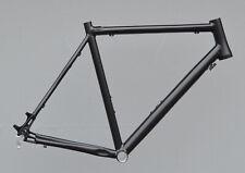 Cyclocross Rahmen CROZZROAD DISC RH 58 cm in schwarz matt Gravel TPR
