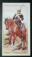 17th LANCERS   Zulu War    Original 1912 Vintage Card