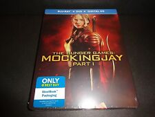 THE HUNGER GAMES: MOCKINGJAY PART 1-Best Buy Exclusive STEELBOOK-Out of Print