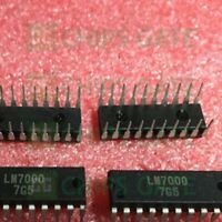 3PCS LM7000N Encapsulation:DIP-20,Direct PLL Frequency Synthesizer for