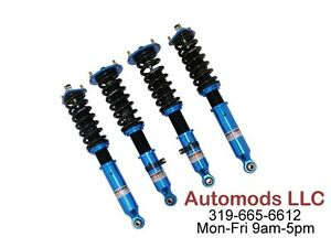 Megan Racing EZII Street Series Coilovers for Nissan Sentra 200sx 95-99 bc