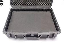 Koffereinlage 2x 480x350x50mm; Schaumstoff-inlay; made in Germany
