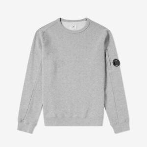 C.P. Company Kids Goggle Sweatshirt - Grey
