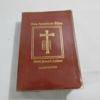 The New American Bible Saint Joseph Edition Medium Size Illustrated Great