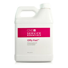 CND Shellac Service Essentials Offly Fast Moisturizing Remover 32oz/946ml