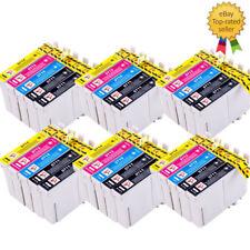 30x Druckerpatronen für Epson Stylus SX100 SX400 SX200W SX205 SX210 SX215 SX218