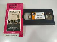Jesucristo Superstar Opera Rock Norman Jewison - VHS Cinta Tape Español - 2T