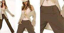 Pantalone palazzo Denny Rose Art8490 Taglia XS