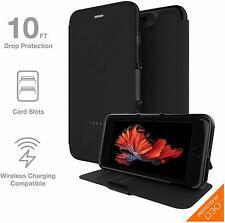 GEAR4 iPhone 8 7 PLUS & 6S/6 PLUS Oxford D30 Shockproof Tough Flip Case Cover