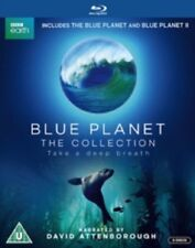 Blue Planet The Collection 1 + 2 One and Two David Attenborough New RegB Blu-ray