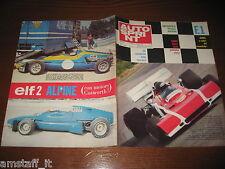 AUTOSPRINT 1972/9=ICKX FERRARI=ELF.2 ALPINE COSWORTH=