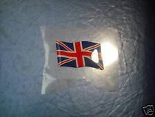 Genuine Triumph Union Jack Badge RH Logo Sticker Decal Postage