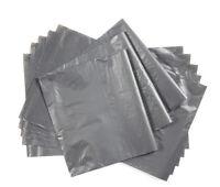 Grey Posting Bags Packs Set 50 12 x 16 Selling Tool Packaging Postal Mail Send