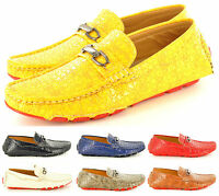 New Mens Casual Loafers Moccasins Slip on Driving Shoes  In UK Size 7 8 9 10 11