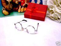 Schildkröt Accesorios de Muñecas Muñecas Gafas de metal para ´S puppenkind