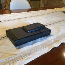Polaroid sx70 Alpha1, ALLBLACK PERFETTA A++ Garanzia 6 mesi, Impossible Project.