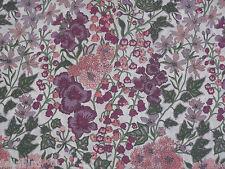 "Liberty of london tana lawn tissu design ""edna"" 2.5 mètres (250 cm)"