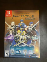 Fire Emblem Warriors Special Edition (Nintendo Switch, 2017) BRAND NEW SEALED
