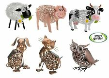 Smart Garden Patio Solar LED Light Dolly Sheep Daisy Cow Cat Dog Owl Pig Hen Fox