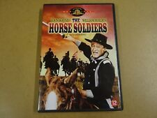 DVD / THE HORSE SOLDIERS / LES CAVALIERS ( JOHN WAYNE, WILLIAM HOLDEN )