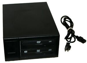 PDE ZipSpin DVD Master Stand Alone Duplicator Burner Copy CD DVD -R +R RW DL