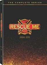 Rescue Me: Complete TV Series Seasons 1 2 3 4 5 6 7 DVD Boxed Set Collection NEW