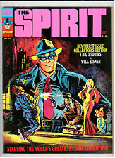 Warren Magazine THE SPIRIT #1 April 1974 vintage comic VF/NM