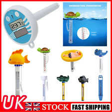 More details for digital floating thermometer swimming pool pond water bath spa temperature meter