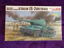 FUJIMI 1:76 STALIN JS-2m (1944) Heavy Tank Model Kit SWA31 76071 * SEALED BAG*