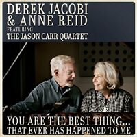 DEREK JACOBI & ANNE REID You Are The Best Thing... (2016) 12-trk CD NEW